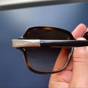 Chloe Accessories - Chloe Sunglasses with case